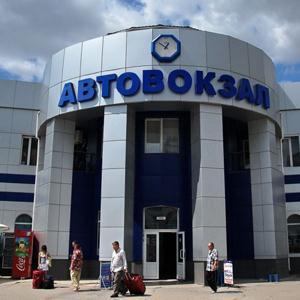 Автовокзалы Самары