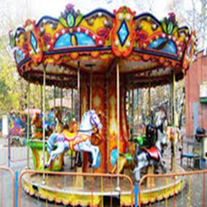 Парки культуры и отдыха Самары