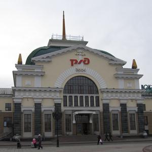 Железнодорожные вокзалы Самары